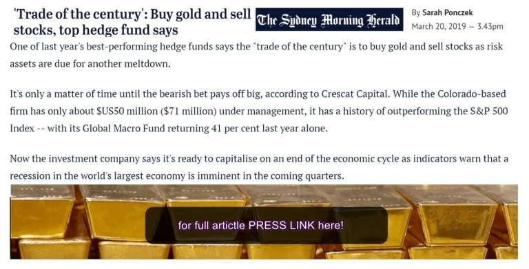 Sydney Herald Gold
